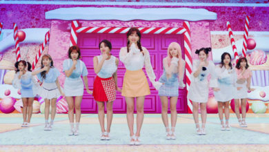 Photo of TWICE Peringkat #1 Di Oricon Daily Chart Dengan 'Candy Pop'